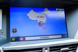 Yêu cầu gỡ phần mềm có 'đường lưỡi bò' trên ôtô Trung Quốc