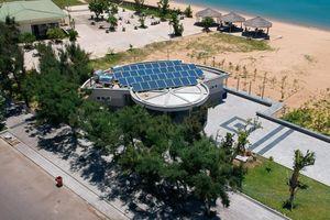 SolarBK hoàn thiện dự án điện mặt trời phố đi bộ Phú Yên