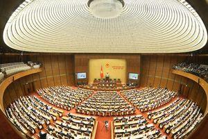 Quốc hội thảo luận dự án Bộ luật Lao động (sửa đổi)