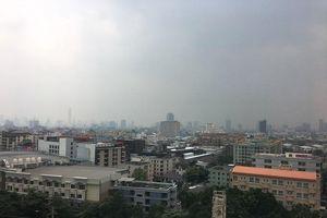 Thủ đô Bangkok ô nhiễm không khí trở lại