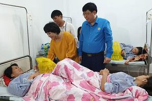 Công nhân bị ngộ độc khí tại Nam Định là do hàm lượng dung môi hữu cơ cao