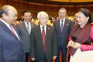 Kỳ họp thứ 8, Quốc hội Khóa XIV: Nâng cao năng suất, chất lượng, hiệu quả và sức cạnh tranh của nền kinh tế