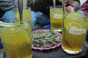 Bán trà chanh 10K thu nhập mỗi tháng 100 triệu, sự thật ra sao?