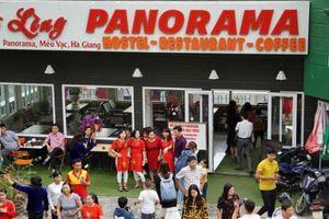 Bị dừng hoạt động, Mã Pì Lèng Panorama vẫn tấp nập người check-in