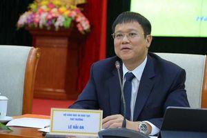 Nguyên nhân Thứ trưởng Bộ GD&ĐT Lê Hải An tử vong, công an nói gì?