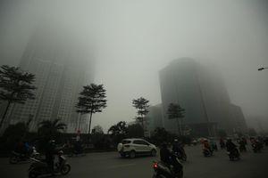 Tìm thủ phạm gây ô nhiễm không khí diện rộng