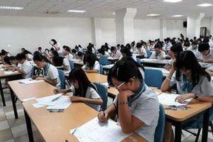 3 môn kiểm tra học kỳ 1 ở THPT theo đề chung của Sở GD&ĐT