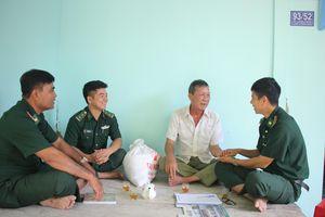 Chung sức xây dựng nông thôn mới ở vùng biên giới biển Trà Vinh