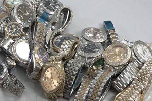 Truy lùng đường dây giả mạo đồng hồ Thụy Sỹ tại Việt Nam