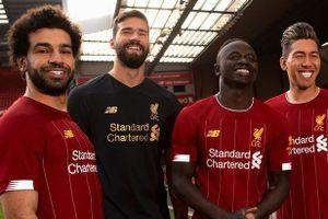 Bóng vàng 2019: Liverpool thống trị, M.U mất hút