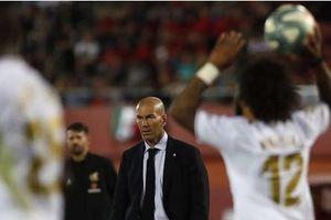 HLV Zidane bất ngờ lên tiếng về tương lai tại Real