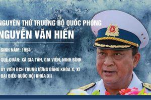 Khởi tố nguyên Thứ trưởng Bộ Quốc phòng Nguyễn Văn Hiến vì liên quan vụ Út trọc