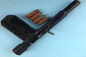 Dùng súng giải quyết mâu thuẫn, một thanh niên bị bắn trọng thương