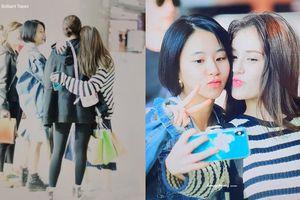 TWICE và Somi 'tay bắt mặt mừng', tình cảm vẫn gắn bó sau bao thăng trầm