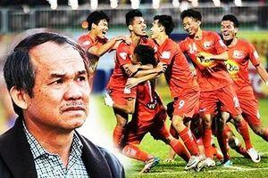 Cầu thủ Hoàng Anh Gia Lai nói lời từ trái tim: 'Dành cả thanh xuân để trụ hạng'