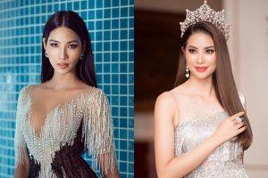 Phạm Hương: 'Hoàng Thùy thiệt thòi khi thi Miss Universe 2019 tại Mỹ'