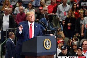 Tổng thống Mỹ lạc quan về triển vọng liên quan đến Triều Tiên