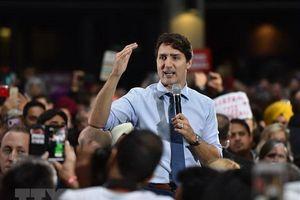 Một nhiệm kỳ mới không dễ dàng với Thủ tướng Justin Trudeau