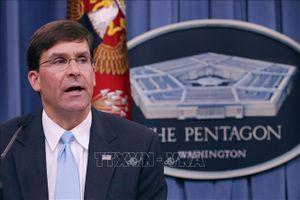 Bộ trưởng Quốc phòng Mỹ bất ngờ thăm Saudi Arabia