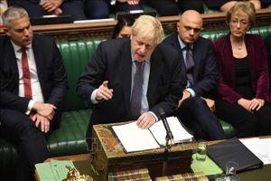 Thủ tướng Anh cảnh báo rút dự luật Brexit và kêu gọi bầu cử sớm