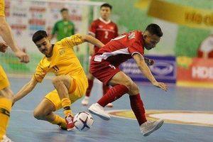 HLV Miguel Rodrigo tạo nên lịch sử khi giúp Futsal Việt Nam đánh bại Australia