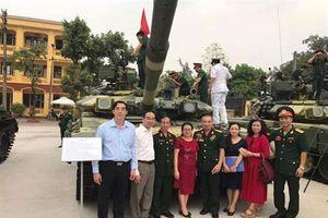 Việt Nam tích hợp thiết bị nội địa trên xe tăng T-90?