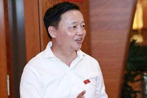 Bộ trưởng Tài nguyên Môi trường: 'Cung cấp nước bẩn cũng có thể đi tù'