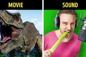 15 sự thật về cách tạo ra hiệu ứng âm thanh trong các bộ phim bom tấn (P1)