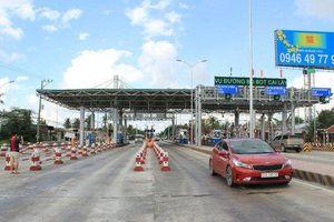 Cấm xe tải nặng, xe khách lưu thông hai chiều trên QL1 qua Cai Lậy