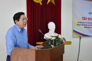 Hội Môi trường GTVT Việt Nam phổ biến kiến thức phòng chống bệnh nghề nghiệp