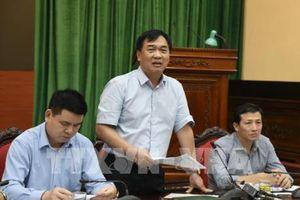 Nhà máy nước sông Đà chưa có hệ thống cảnh báo tự động và hệ thống xử lý Nano