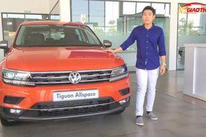 Trải nghiệm chất Đức trên Volkswagen Tiguan Allspace 2019