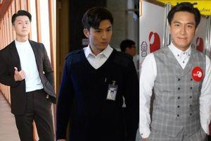 Vương Hạo Tín với 'Giải quyết sư', Mã Quốc Minh với 'Người hùng blouse trắng' tranh giành giải Thị đế TVB