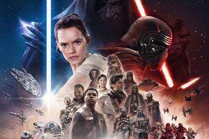 Bom tấn 'Star Wars: The Rise of Skywalker' tung trailer chính thức
