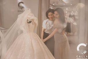 'Bà tiên của những chiếc váy cưới' và câu chuyện Calla Haute Couture với bước chuyển mình 19 năm