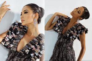 Hoàng Thùy hóa quý cô sang chảnh: Bước chuyển mình thẳng tiến tới Miss Universe 2019