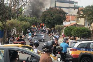 Brazil: Máy bay đâm trúng 3 xe hơi khiến 3 người thiệt mạng