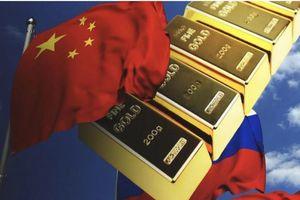 Giá tiền ảo hôm nay (22/10): 'Nga và Trung Quốc đang mua vàng, không phải Bitcoin'