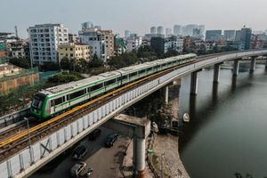 Sẽ kéo dài đường sắt Cát Linh - Hà Đông thêm 20km về phía Xuân Mai?