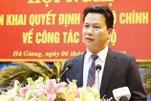 Hà Giang: Bí thư Đặng Quốc Khánh được phê chuẩn làm Trưởng Đoàn đại biểu Quốc hội khóa 14