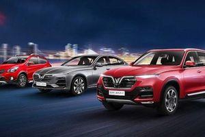 VinFast- Nhà sản xuất ô tô duy nhất của Việt Nam có mặt tại VMS 2019
