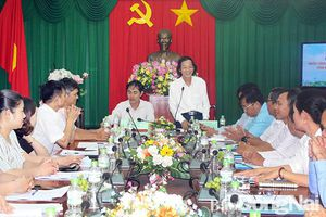 Kon Tum tìm hiểu phong trào xây dựng nông thôn mới tại Đồng Nai