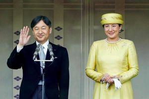 Đại diện 170 quốc gia, vùng lãnh thổ dự lễ đăng quang của Nhật hoàng Naruhito