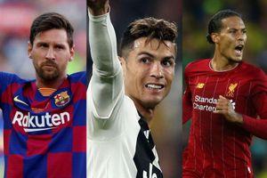 Ai giành Quả bóng vàng 2019?