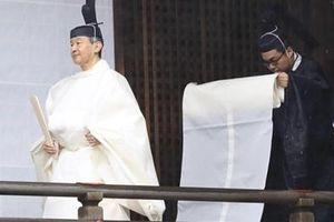 10 khoảnh khắc đẹp trong lễ đăng quang của Nhật hoàng Naruhito