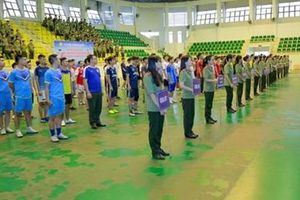 Học viện ANND khai mạc giải thể thao năm học 2019 - 2020