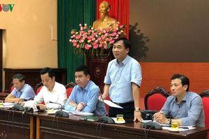 Hà Nội sẽ lắp đặt trạm quan trắc giám sát chất lượng nước sông Đà