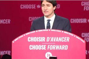 Thủ tướng Canada tái đắc cử với chính phủ thiểu số