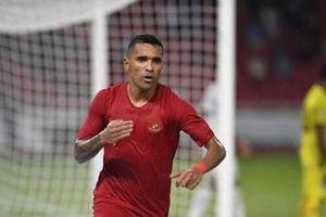 Indonesia gọi tiền đạo nhập tịch 38 tuổi đấu Việt Nam tại SEA Games