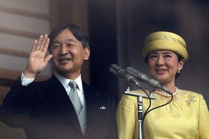 Nhật hoàng đăng quang với nghi lễ truyền thống, hoãn lễ diễu hành